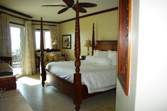 Sandals Grande Antigua Resort & Spa: bedroom
