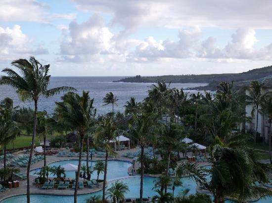 The Ritz-Carlton, Kapalua: View from our balcony