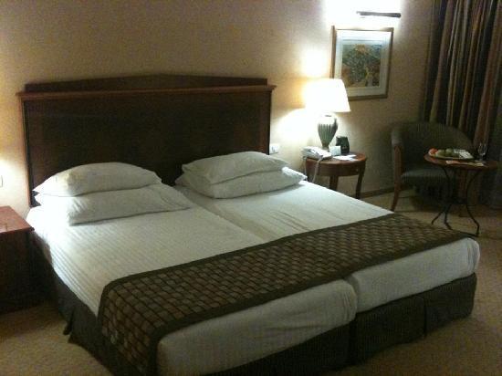 Hilton Tel Aviv: Bed