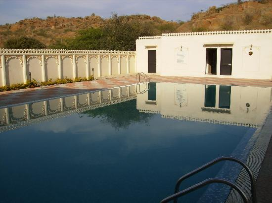 The Udai Bagh: Swimming Pool