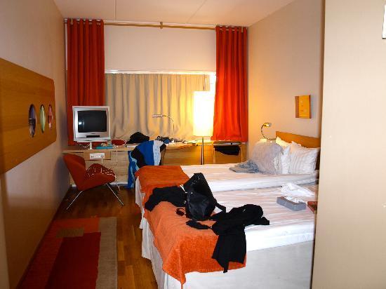 Scandic Alvik: room 935