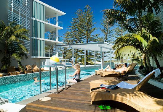 Rumba Beach Resort: Pools are a feature of Rumba Resort