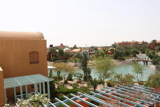 Sheraton Miramar Resort El Gouna: Sheraton Miramar from the roof