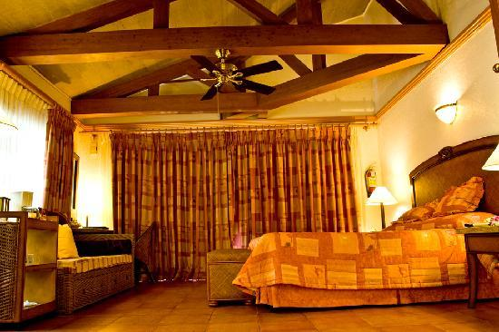 Alegre Beach Resort: The Bedroom