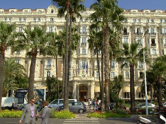 Westminster Hotel & Spa: Cannes - The Carlton