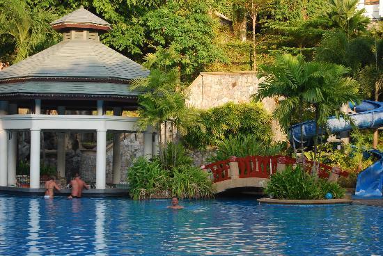 Diamond Cliff Resort and Spa: piscine principale