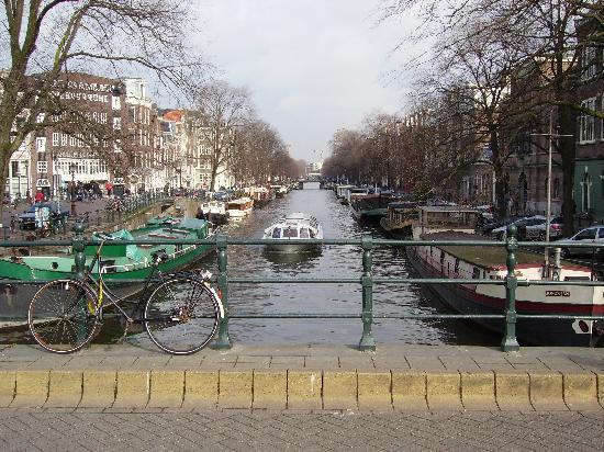 NH Amsterdam Schiller: Amsterdam Canals