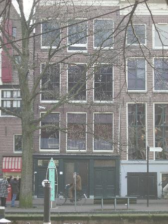 NH Amsterdam Schiller: AnnFranks House