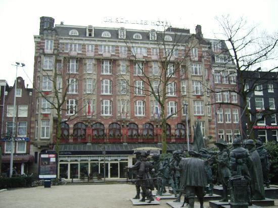 NH Amsterdam Schiller: Hotel