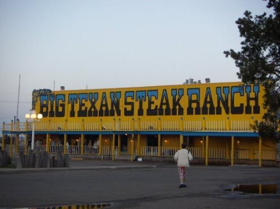 Bilde fra Big Texan Steak Ranch