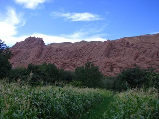 Boumalne Dades, Marruecos: Dades Gorge