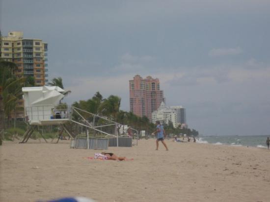 Fort Lauderdale, FL: Life gard posts