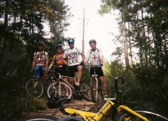 Pensacola, FL: Mtn Biking 1996