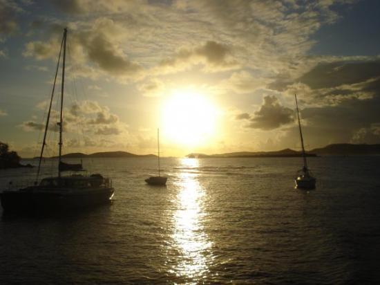 Sunset @ St. John