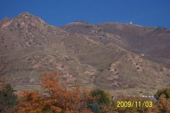 Salt Lake City, UT: beautiful rock mountains!