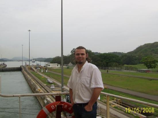Panamakanalen: Panama kanali....