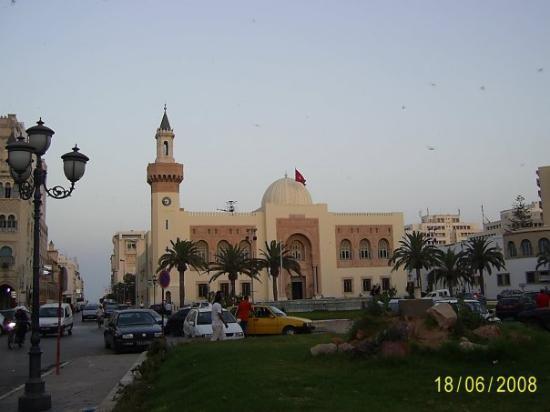 Sfax, Tunesien: Gunduz....