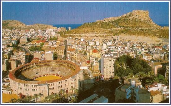 Alicante. Comunidad Valenciana.España. Ciudad en la cual vivimos hace 6 años.