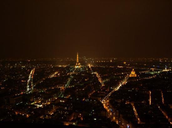 Observatoire Panoramique de la Tour Montparnasse: Montparnasse