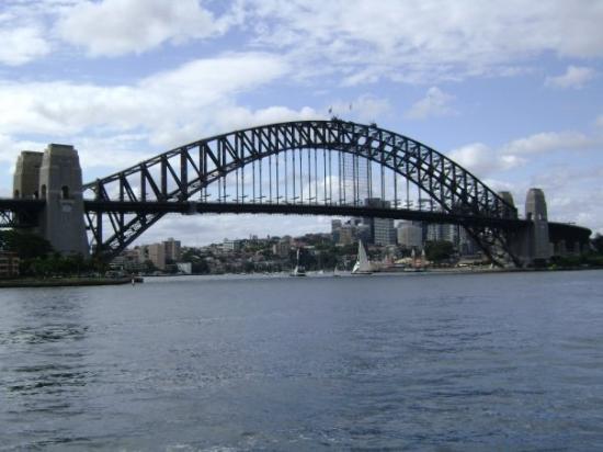 Sydney Harbour Bridge: Sydney, Australia