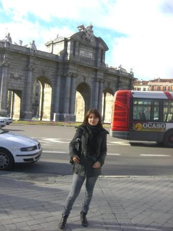 Puerta de Alcala: yop