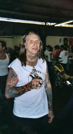 Salisbury, NC: Indian Larry