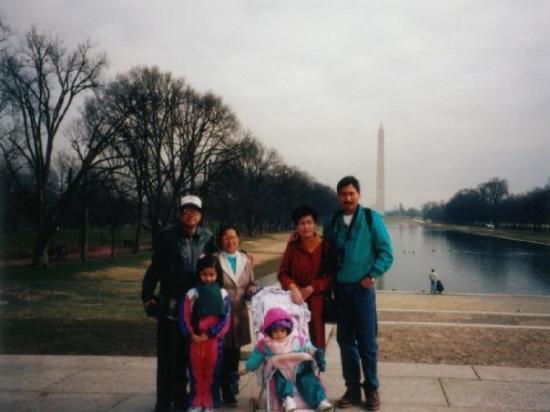 Washington Monument: Washington, DC