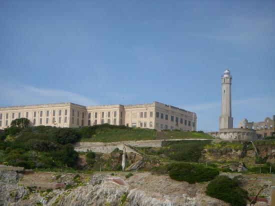 Bilde fra Alcatraz