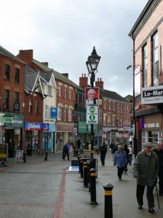 Belfast, UK: lisburn