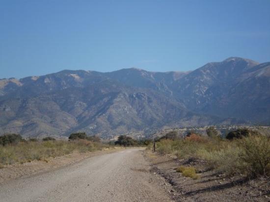 Bilde fra Alamogordo