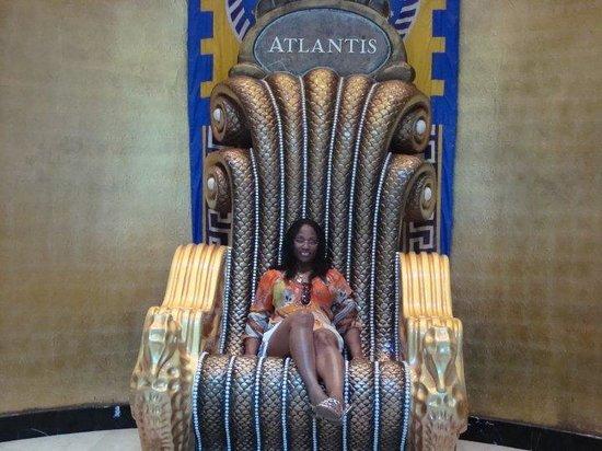 Vannparken i Atlantis Paradise Island: Bahamas Cruise - The Atlantis Hotel Casino Aquarium and so much more on Paradise Island