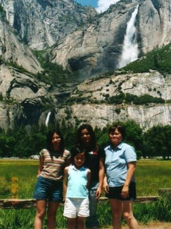 Yosemite Falls is the 3rd highest falls in the world.