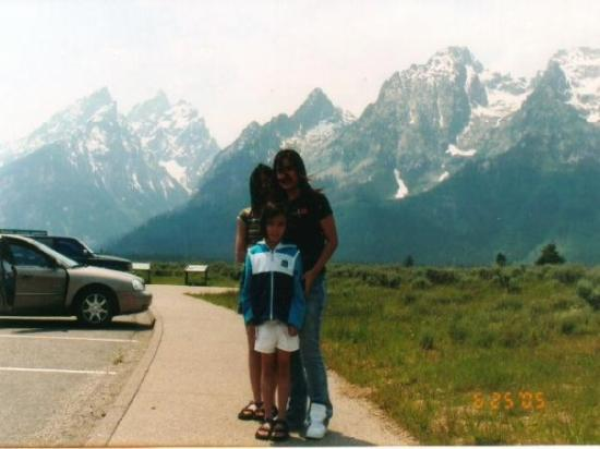 Grand Teton National Park, WY: Alps in the US?