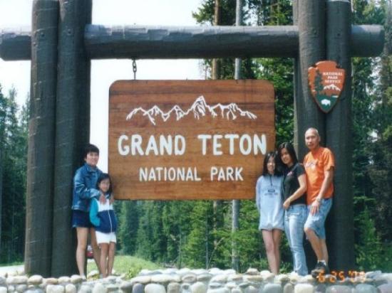 Bilde fra Grand Teton National Park