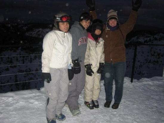 Squaw Valley Ski Resort in Take Tahoe. - Picture of Squaw Valley Ski ... 065504c2980