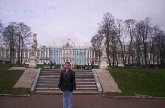 Catherine Palace and Park: Catherine Palace Pushkin, Russia