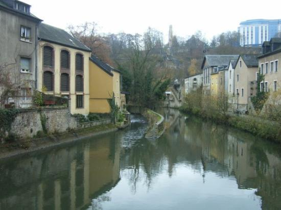Luxembourg by, Luxembourg: More canals from Old Town