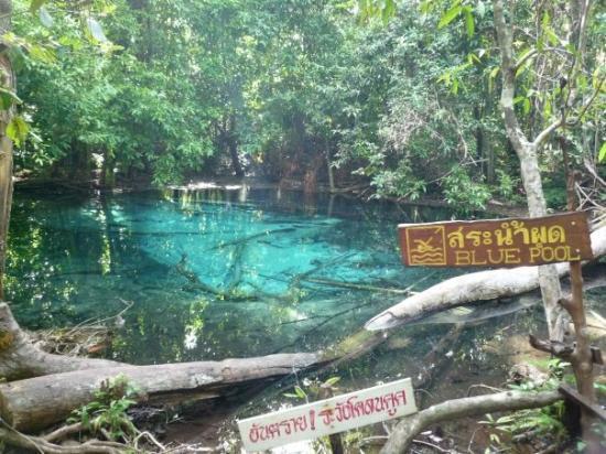 Blue Lagoon vejleder thai piger