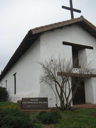 ミッションサンフランシスコソラノ