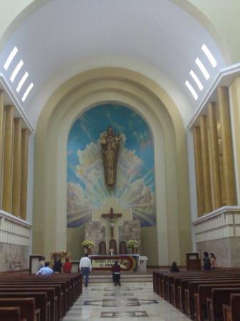 Ambato, Ecuador: La Catedral