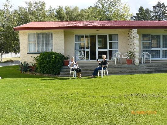 Cromwell Motel : Relaxing