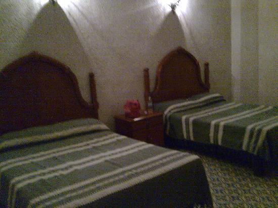 Oaxaca Mex Hotel Francia Habitaciòn doble
