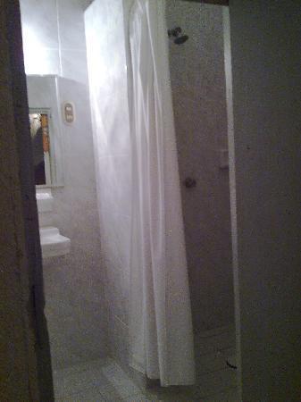 Oaxaca Mex Hotel Francia Habitaciòn doble ducha