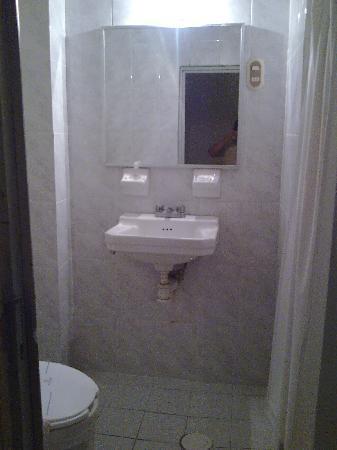 Oaxaca Mex Hotel Francia Habitaciòn doble baño