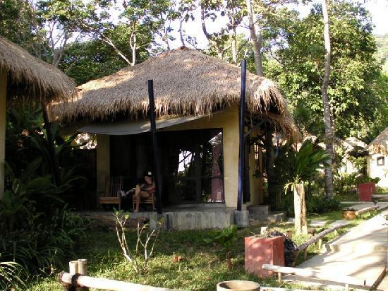 LaLaanta Hideaway Resort: nostro bungalow