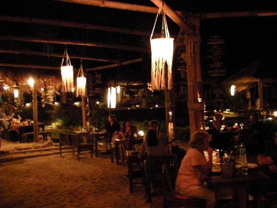 LaLaanta Hideaway Resort: ristorante lalaanta