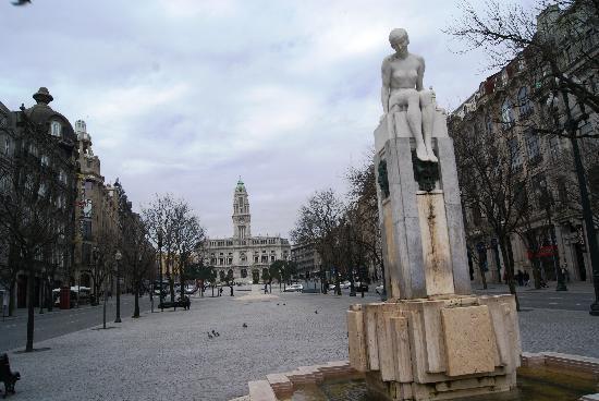AC Hotel Porto: Aliados