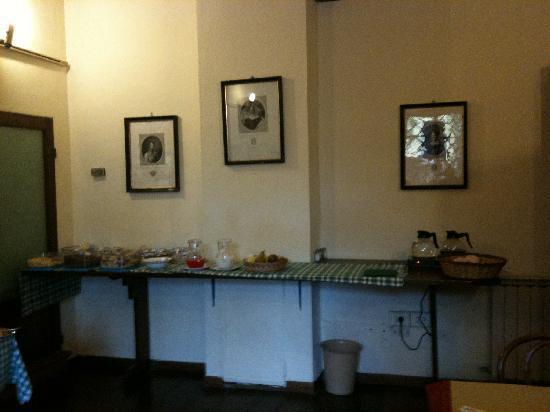 """Hotel Villa Belvedere: La """"colazione"""" da 7,50"""