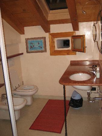 Villa Rina: baño