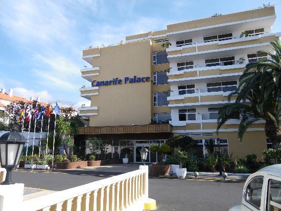 Hotel picture of hotasa puerto resort canarife palace - Hotel canarife palace puerto de la cruz ...